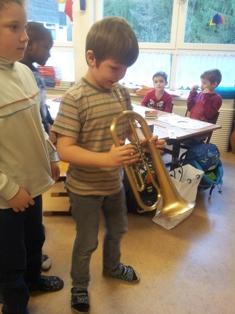 tuba spielen lernen